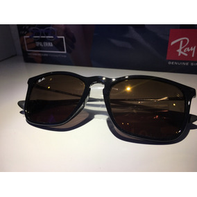 dbffd0b2a Óculos De Sol Rayban Chris Rb4187 Original Exclusivo Barato