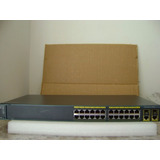 Cisco Catalyst 2960-24tc-l Switch Dañado