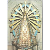 Lote De 5 Estampas Virgen De Luján - 12 X 17