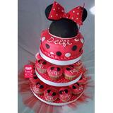 Torta + 12 Cupcakes Promo *planeta Dulce* Zona Norte-capital
