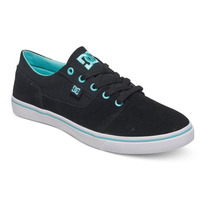 Zapato Tenis Dama Mujer Tonik Ba2 Negro Dc Shoes