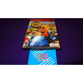 Crash Nitro Kart Ps2 *cd En Muy Buen Estado*