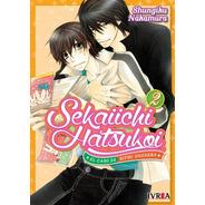 Sekaiichi Hatsukoi 02 - Manga - Ivrea