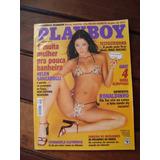 Revista Playboy Nº 302 Helen Ganzarolli Setembro 2000