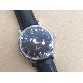 defa3cb7a9c Relogio I W C Schaffhausen - Relógios no Mercado Livre Brasil