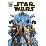 Star Wars 1 - Edição Encadernada - Skywalker Ataca Panini