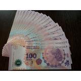 Nuevo Billete Sin Circular De $100 Evita