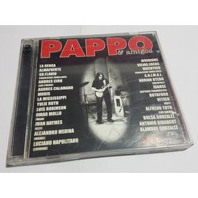 Pappo & Amigos (1ra Edición - Cd Doble - 2000)