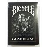 Naipes Bicycle Guardians Originales - Magia Poker Coleccion