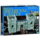 Castillo Medieval Para Construir Con Moldes Yeso En La Plata