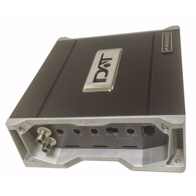Dat 500 Amplificador Dat Pr500 Mono -500rms - 1 Canal