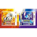 Pokemon Sun & Moon Para Nintendo 3ds ! Nuevos ! Wii U Cambio