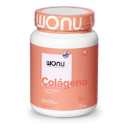 Wonu Colageno Hidrolizado (tipo I Y Iii) + Acido Hialuronico