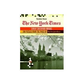 New York Times Sunday Crossword Omnibus, Volume 1, Will Weng