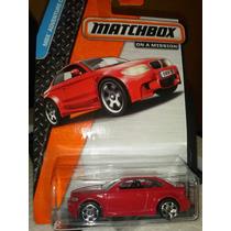 Matchbox Bmw M1 Rojo 2015
