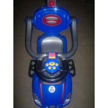 Andador Y Caminador Para Bebes Pata Pata De Autos