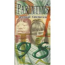Fita Vhs Parintins Festival Folclórico 98 Lacrada