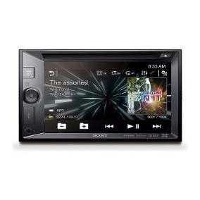Autoestereo Con Pantalla Sony Xav-w650bt