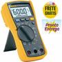 Multímetro Digital Portátil - Fluke 117 + Frete Grátis!!!