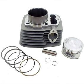 Cilindro Do Motor Com Pistão/anel Cbx 200 Strada / Nx /xr 20