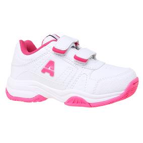 Zapatillas Addnice Moda Classic Kids Girl Niña Bl/fu