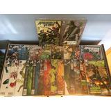 Arqueiro Verde - Os Novos 52 - Revista Mensal + Encadernados