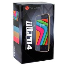 Smartphone Maxwest Nitro 4 4g 4 Touchscreen Dual-sim
