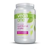Vega Un Todo-en-uno Nutritional Shake, Berry, Gran Bañera,