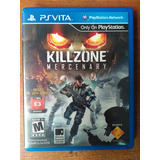 Killzone Mercenary Ps Vita Poco Uso Oportunidad