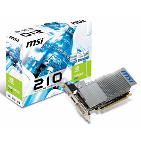 Geforce Gt710 1gb Vga Hdmi Dvi Ddr3 En Quilmes!