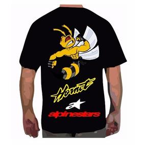 Camiseta Honda Cb600 Hornet Zangão 100% Algodão Xg E Xxg
