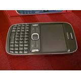 Nokia 302 Color Gris Oscuro Nuevo. $1299 Con Envío.