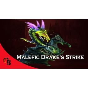 Iten Dota 2 Imortal 2 Viper Malefic Drake