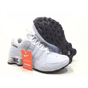 Tenis Nike Shox Nz 4 Molas Feminino Original Importado