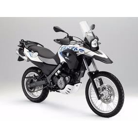 Peças Para Moto Bmw Gs 650 Sertão Ano 2012 Motor Funcionando