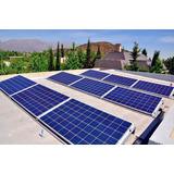 Kit Solar Fotovoltaico Kaltemp A La Red 1.5 Kwp