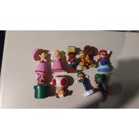 Donkey Kong Y Mario Bross A Elejir Cajita Feliz Macdonalds