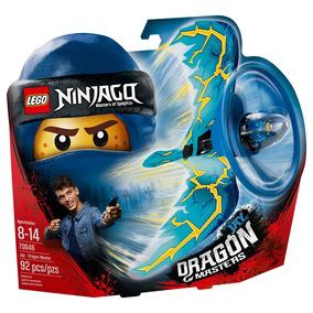 Lego Ninjago - Masters Of Spinjitsu - Jay Mestre Dragão - 70