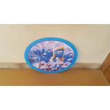 Kit Promocional Smurfs Mdf