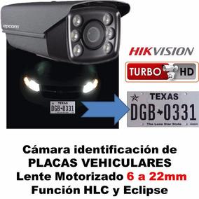 Hikvision Identificación De Placas Vehiculares Turbohd 720 N