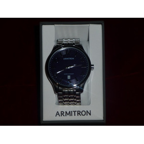 Reloj Armitron 20/5221nvsv Resistente Al Agua Original Nuevo