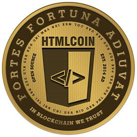 Htmlcoin 1500 Unidades (html Coin) Melhor Preço Do Ml