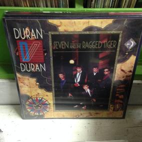 Duran Duran Seven And The Ragged Tiger Lp Nuevo Sellado