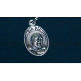 Medalla Padre Pio Con Reliquia