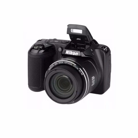 Camara Digital Nikon Coolpix L340 20mp 28x