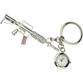Jas Reloj Unisex Novedad Belt Fob / Keychain Tommy Gun