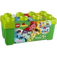 10913 - Lego Duplo Infantil Educativo Caixa De Peças Verde