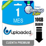 Cuentas Premium Uploaded 30 Dias - Oficial 100% Original