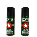 Spray De Pimenta Nato Extra Forte 40 Mls Proteja-se Mulher!!
