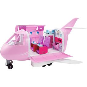 Barbie Jet De Lujo